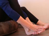 лечение ног рейки