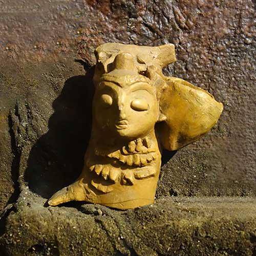 Богиня-мать городов долины Инда