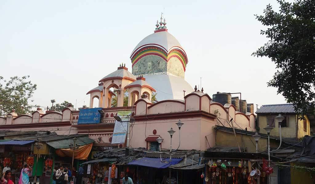 Старейший храм богини Кали в Калькутте