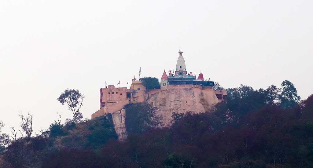 Храм Манса Деви Харидвар