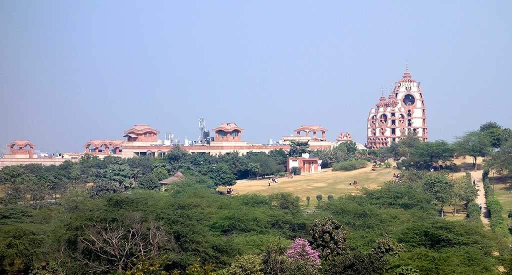 Храм Богиня радости и неги Радха