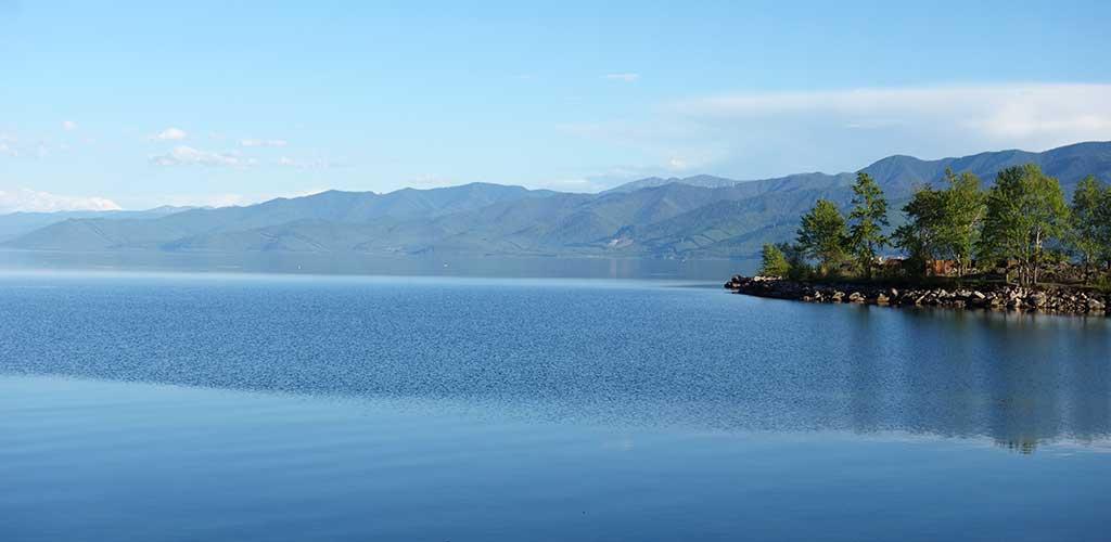 Священное озеро Байкал