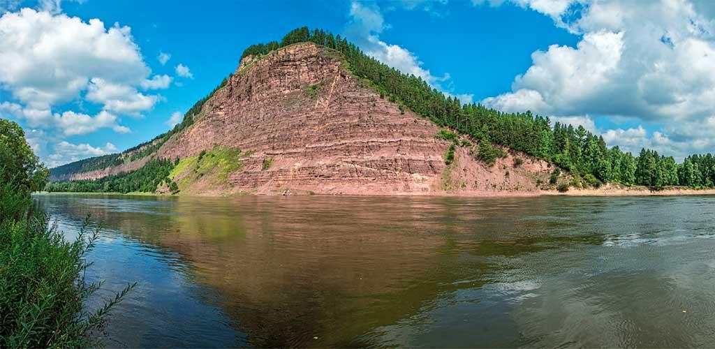 Гора Шаманка, Иркутская область