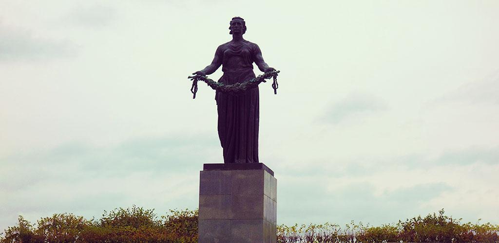 Богиня-Мать в СССР Родина-мать