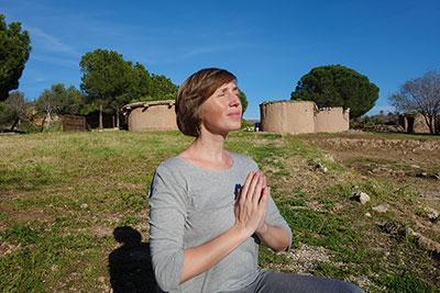 Восстановленное поселение 5000-летней давности в Лемпе близ Пафоса