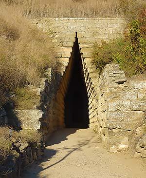 Скифская гробница Царский курган Керчь