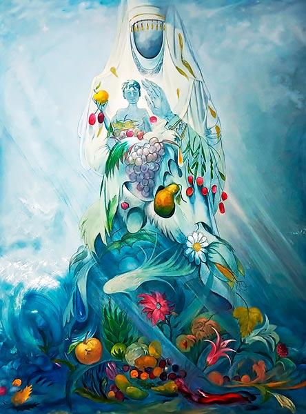 Богиня-мать Умай